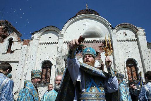 Священик Іверського монастиря в Донецьку (УПЦ МП)