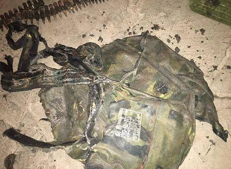 Ранец российского десантника
