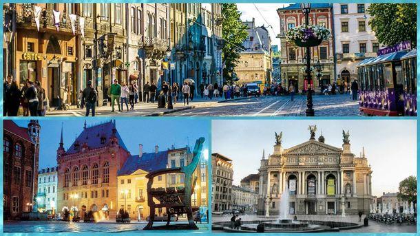 Туристичний Львів