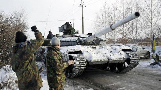 Боевики палят не только по позициям ВСУ