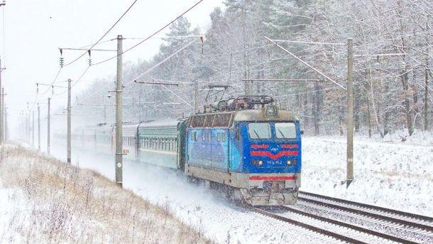 Картинки по запросу укрзализныця зима
