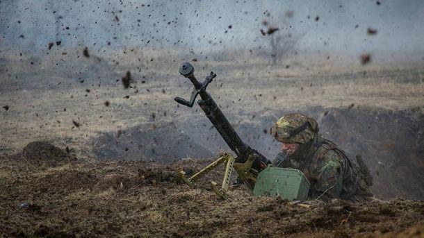 Украина понесла потери на фронте