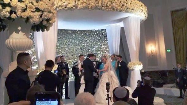 Весілля Ірини Коган