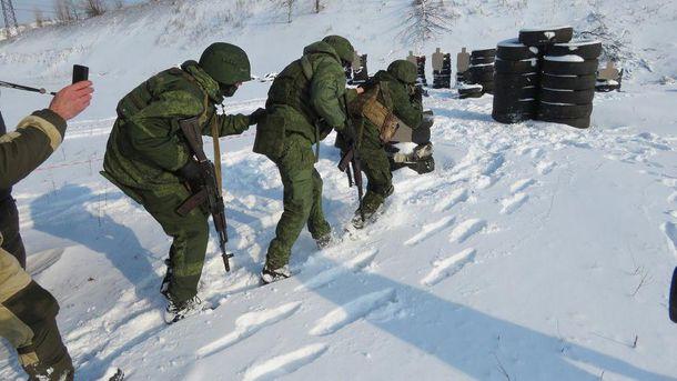 Терористи Донбасу вчилися воювати проти України