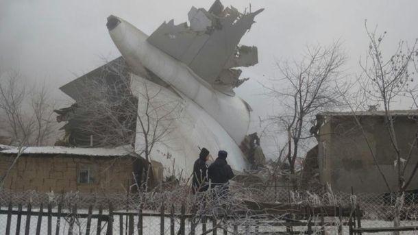 Авиакатастрофа: упал Boeing 744