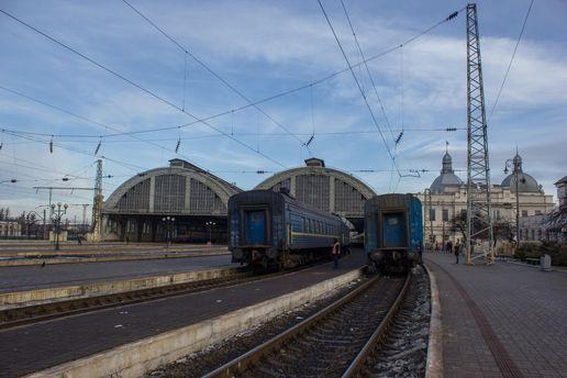 Еще один поезд может соединить Украину и Словакию