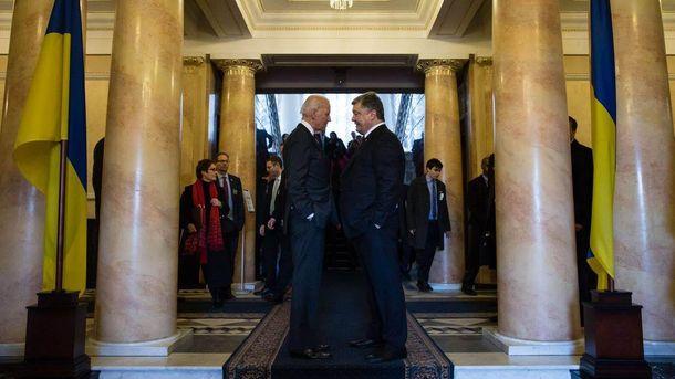 Джо Байден в Україні: коротко про головне