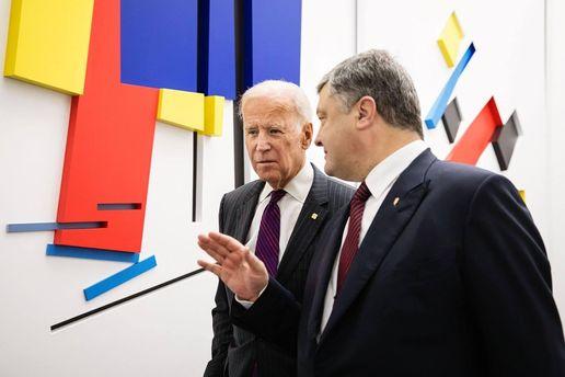 Віце-президент США Джо Байден