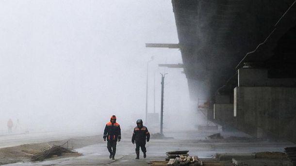 Будівництво Керчиського мосту