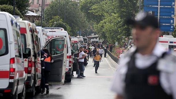 Взрыв прогремел возле университета в городе Диярбакыр (иллюстрация)