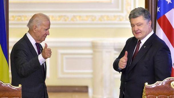 Байден востаннє на посаді віце-президента США мав вызит в Україну
