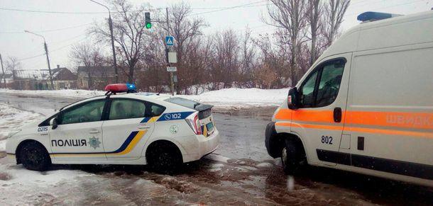 Как медицинские навыки полицейского спасли жизнь пострадавшему: история из Запорожья