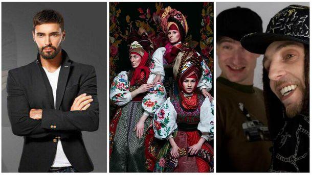 Кто поборется за право представлять Украину на Евровидении: полный список