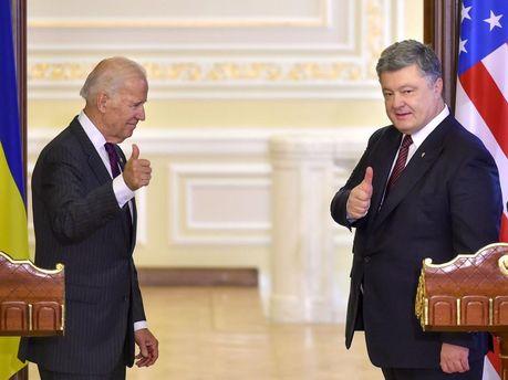 Байден несколько лет курировал Украину