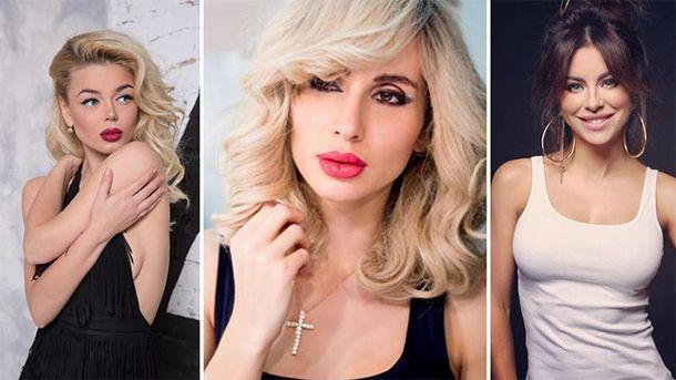 Багато українських зірок виступають у Росії