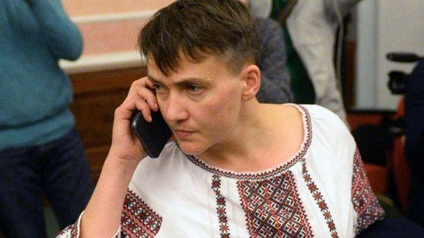 Савченко вважає, що треба віддати Крим
