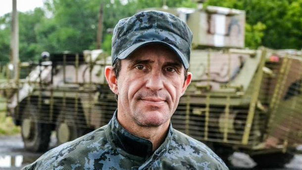 Шкиряк уверяет, что на провокацию террористов Украина не поведется