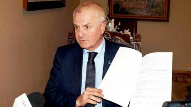 Почему мэру Перемышля запретили въезд в Украину?