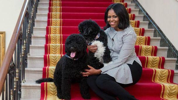 Мишель Обама 8 лет была первой леди США