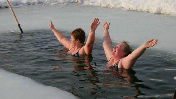 До такого купання треба підходити зважено