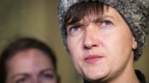 Савченко исключили из комитета по нацбезопасности