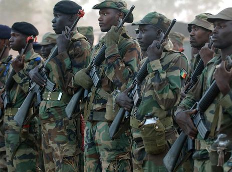 Армия Сенегала