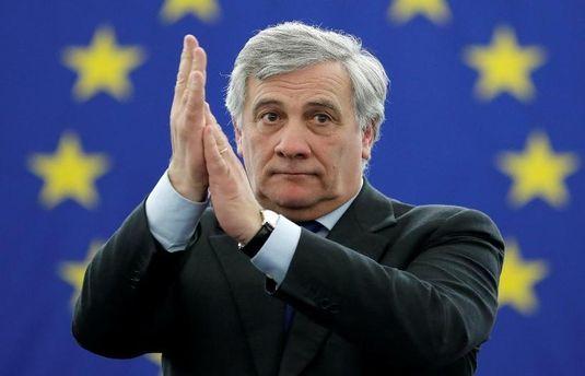 Новим президентом Європарламенту став італієць