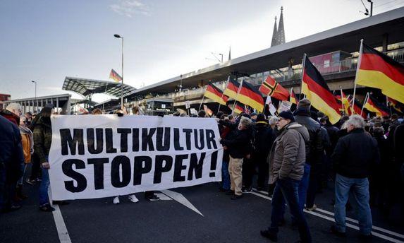 В Європі набувають популярності праворадикали