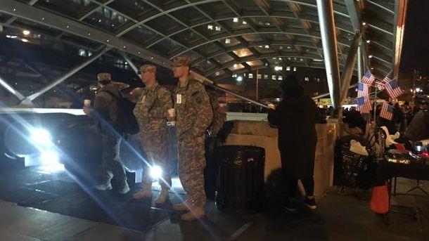 В Вашингтоне усилены меры безопасности