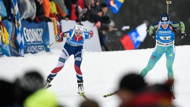 Українки фінішували четвертими