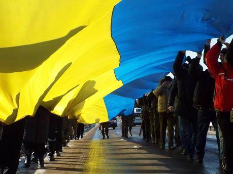 Акция в Станице-Луганской