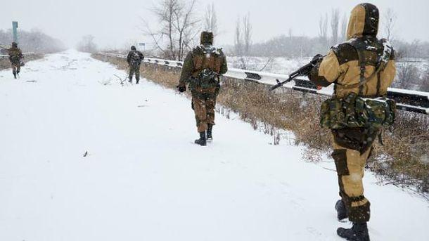 Украинские военные отвоевали позиции