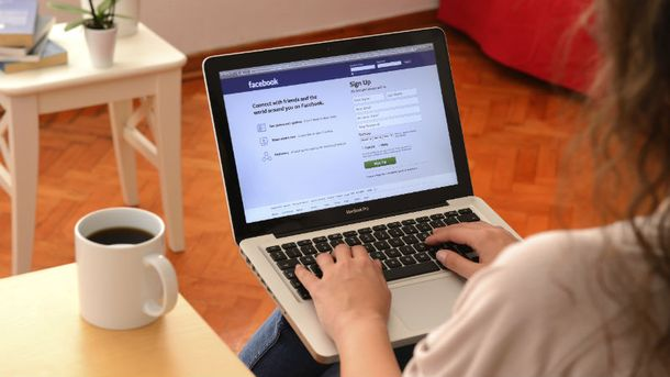 Влияние Facebook на мозг человека