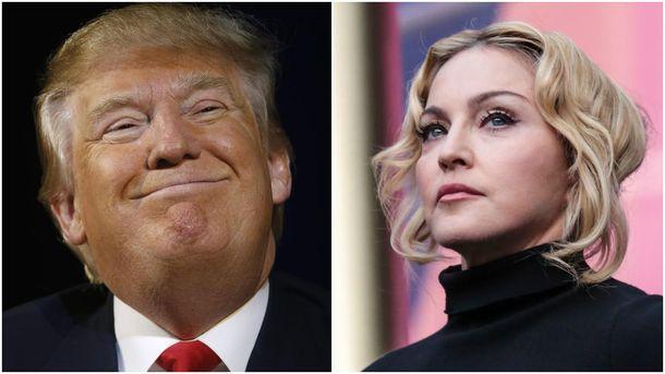 Мадонна пояснила свій виступ