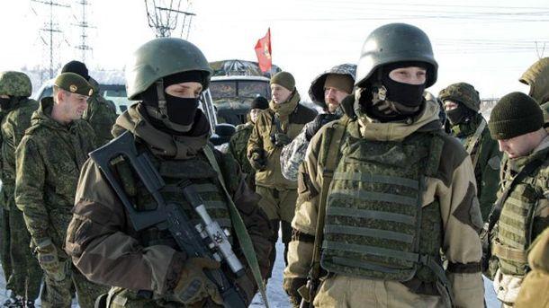 Військові в зоні АТО