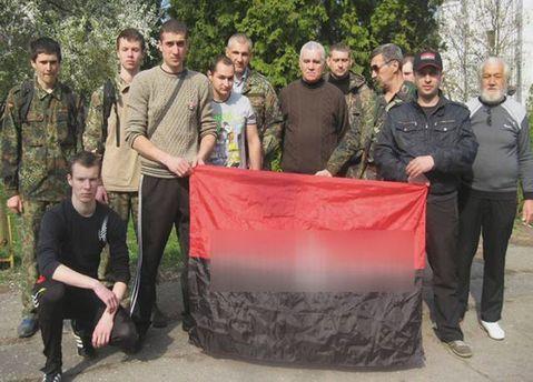 На фото Георгій Стоцький (справа)