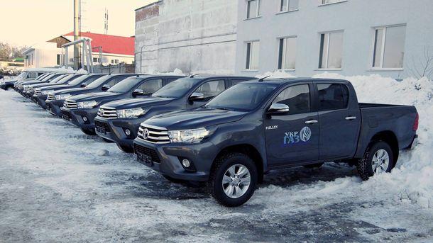 Toyota Hilux для