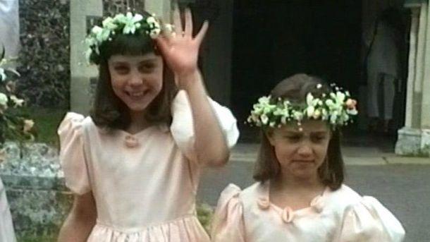 Так у дитинстві виглядала Кейт Міддлтон і її сестра Піппа