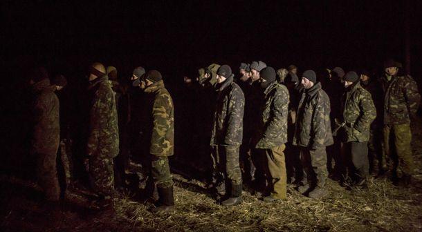СБУ освободила изплена 3,1 тыс. украинцев