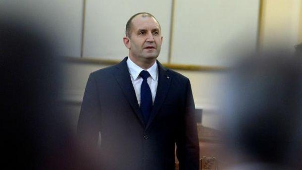 Президент Болгарії розпустив парламент
