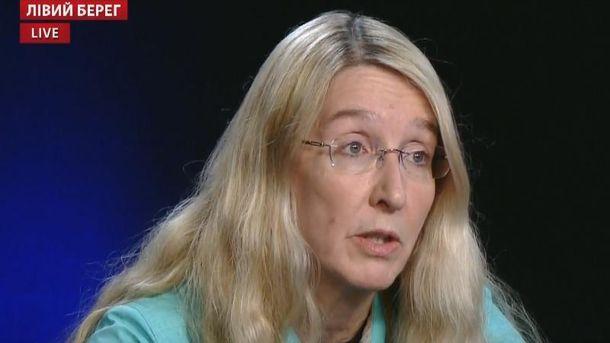 Ульяна Супрун рассказала о конфликте с Тодуровым