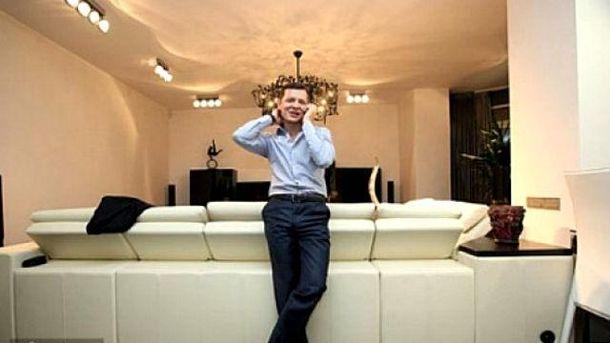 Ляшко приобрел дом, который ранее арендовал