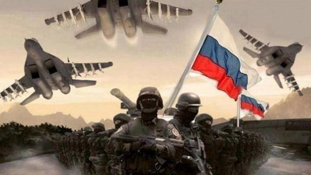Россия Украиной ограничиваться не хочет