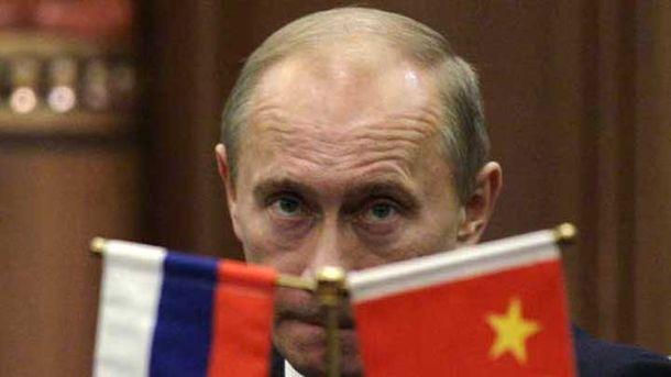 Китай розмістив ядерні ракети недалеко від Росії