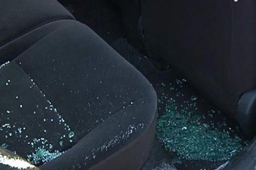 Водитель получил огнестрельное ранение шеи