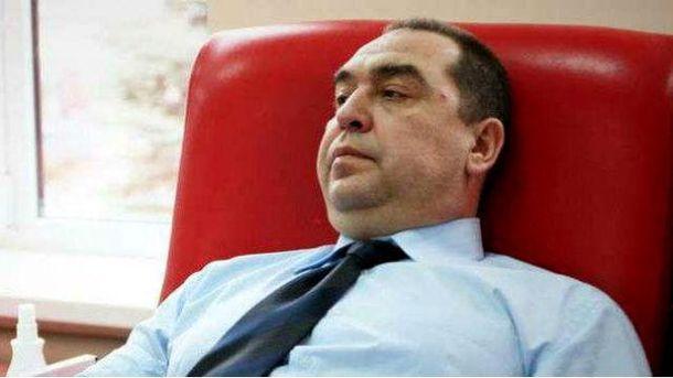Плотницький покарав сайт, який з ним не погодив новинки