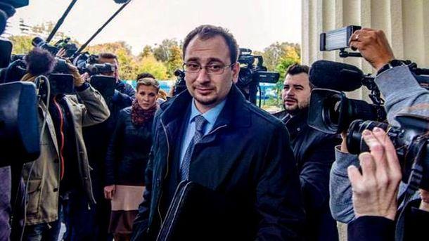 Российский адвокат Николай Полозов