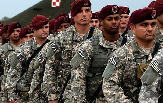 Американські військові у Польщі