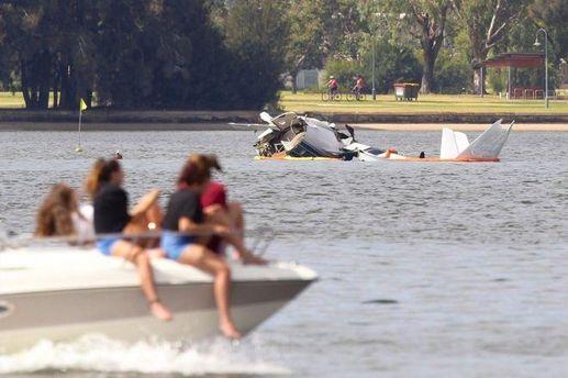 Авиакатастрофа в Австралии