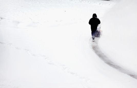 Снега будет мало